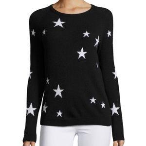 Neiman Marcus Cashmere Star Sweater XL EUC